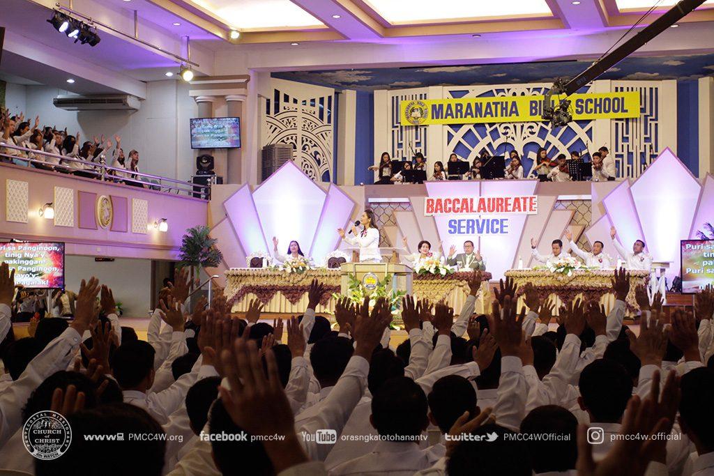 Maranatha Bible School, PMCC 4th Watch, Apostle Arsenio T Ferriol