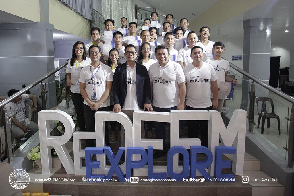 ReDEEM Explore 2017