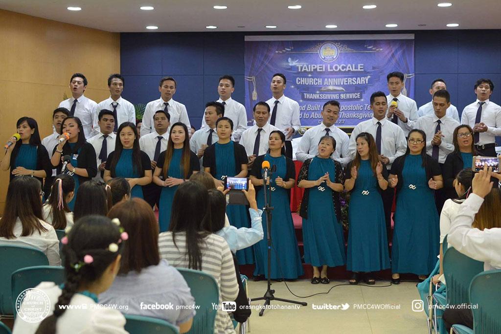 Taipei Church Anniversary