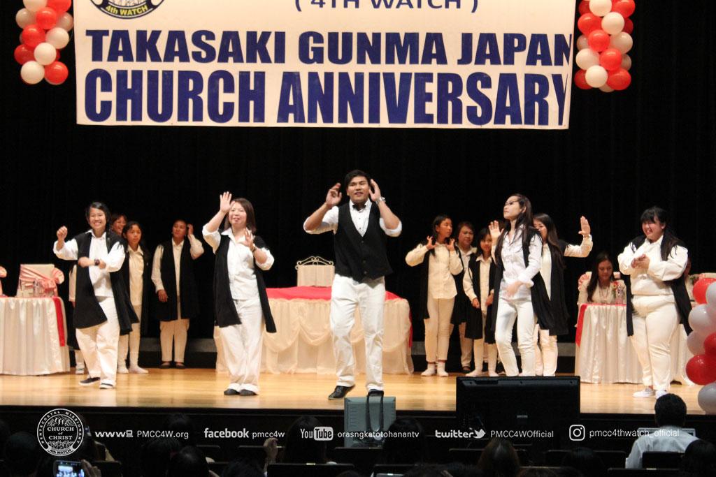 Gunma Church Anniversary