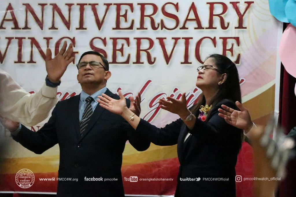 Taichung 27th Church Anniversary