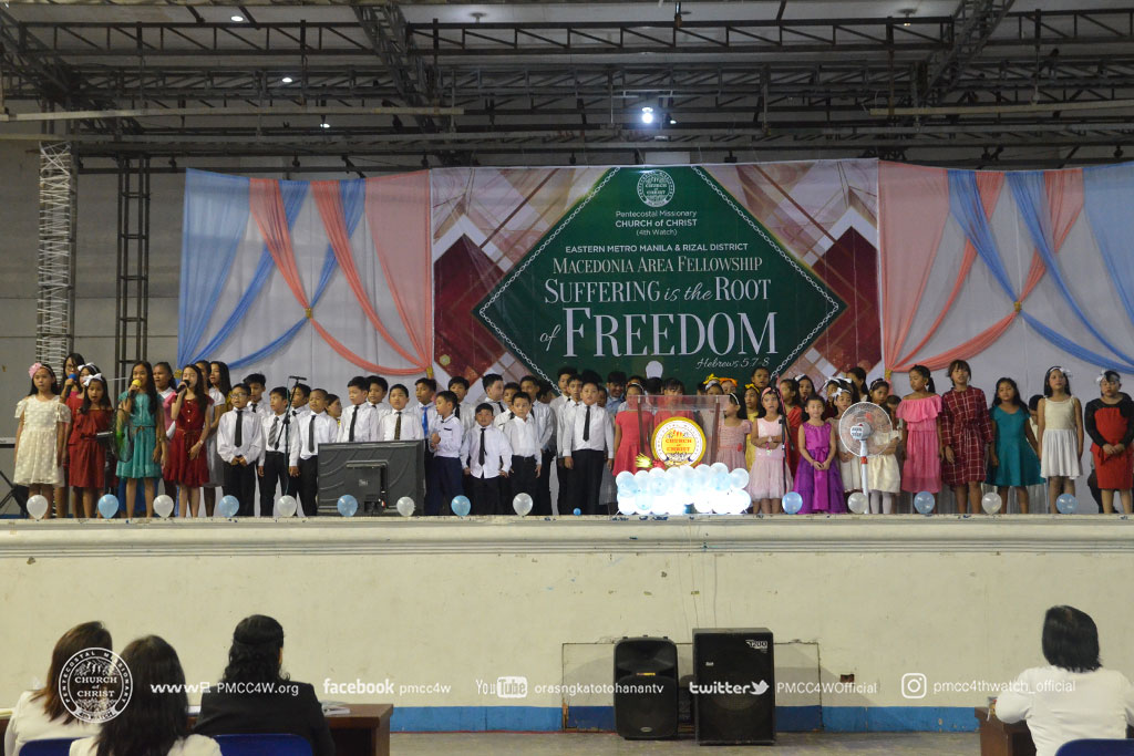 Macedonia Area Fellowship