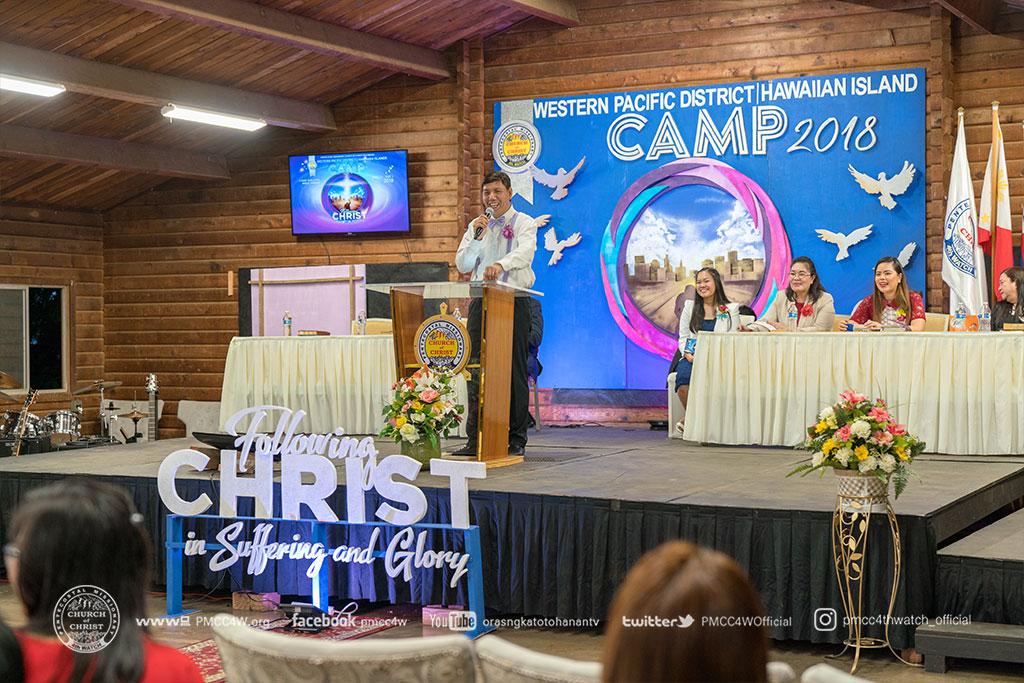 Hawaii Camp 2018