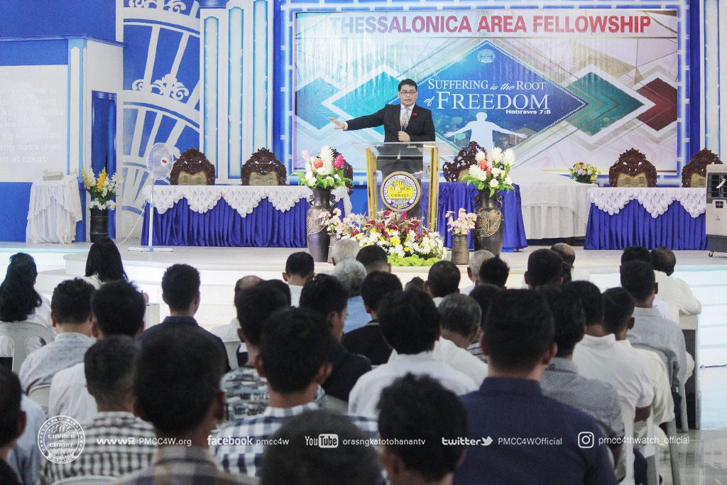 Thessalonica Area FellowshipThessalonica Area Fellowship