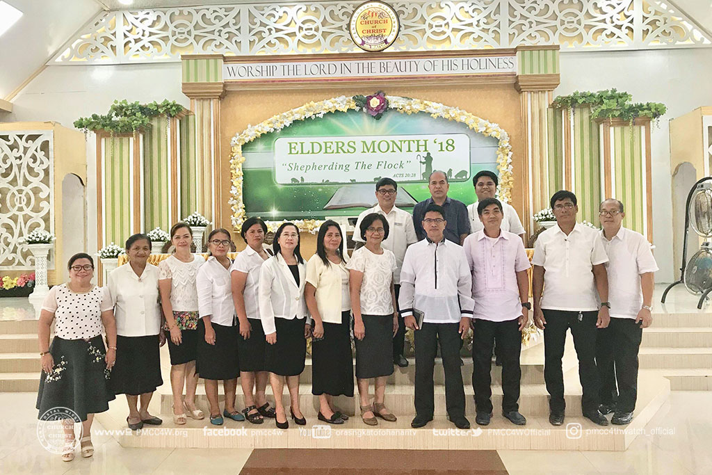 National Elders Month