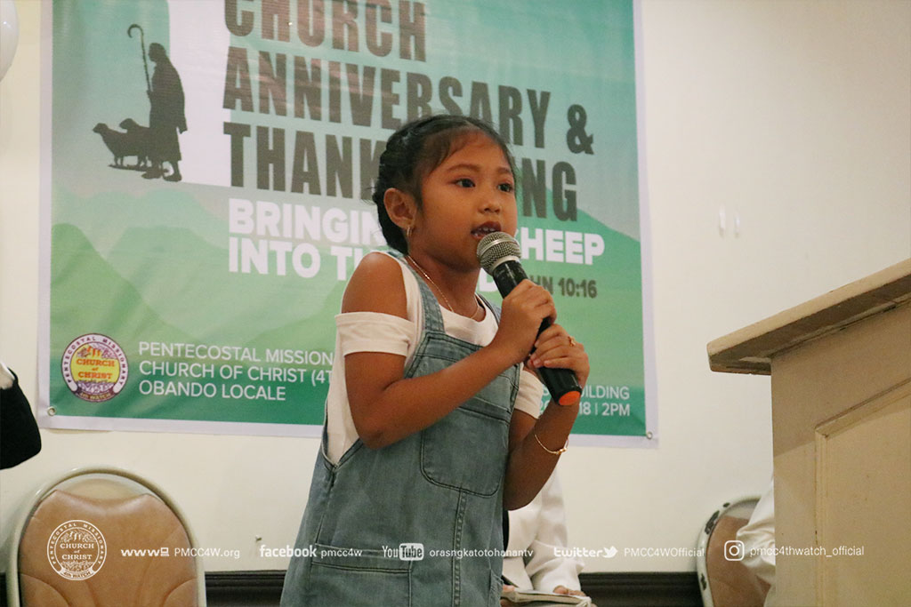 Obando Church Anniversary