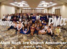 Alum Rock Church Anniversary
