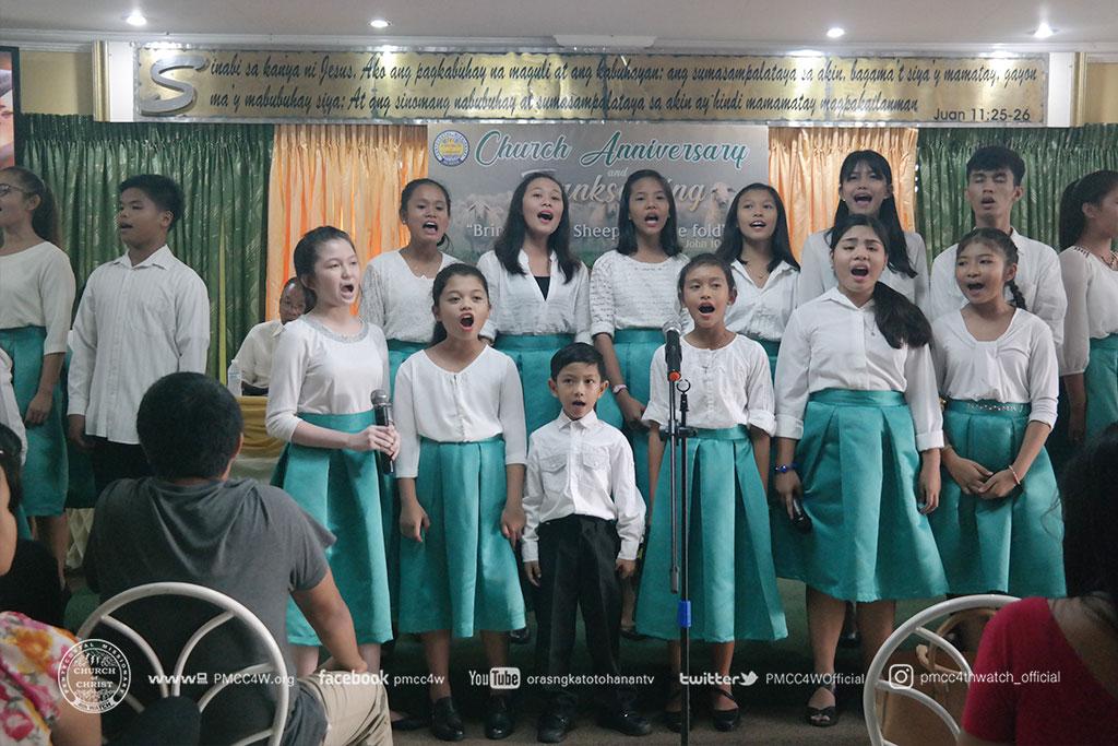 Bauan Church Anniversary