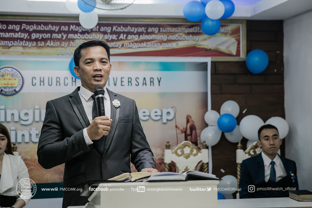 Modesta Church Anniversary