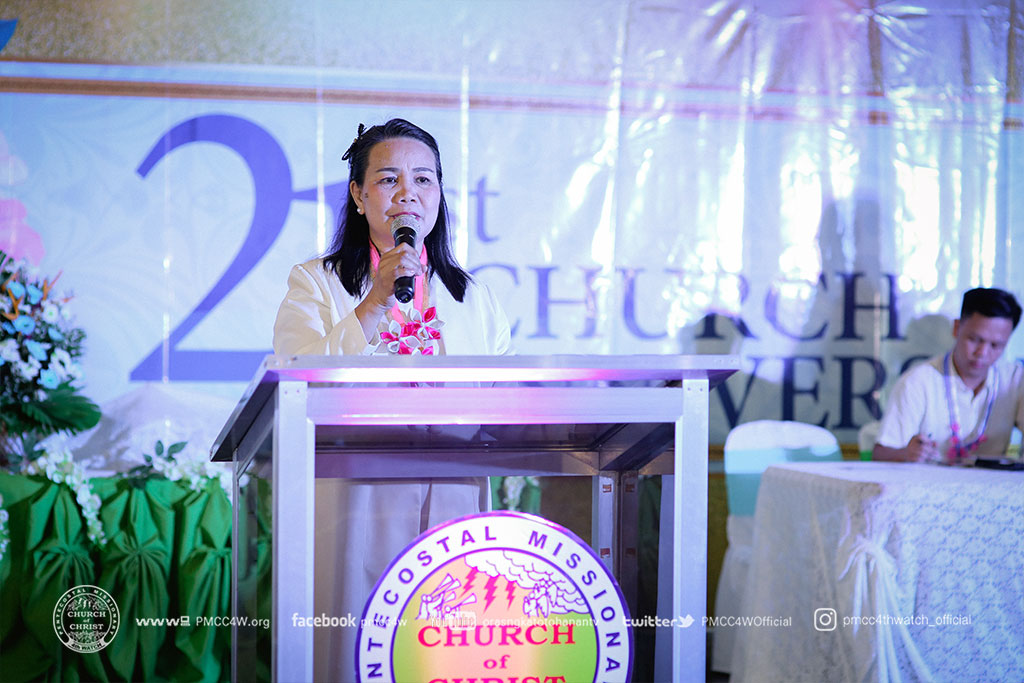 Floodway Church Anniversary