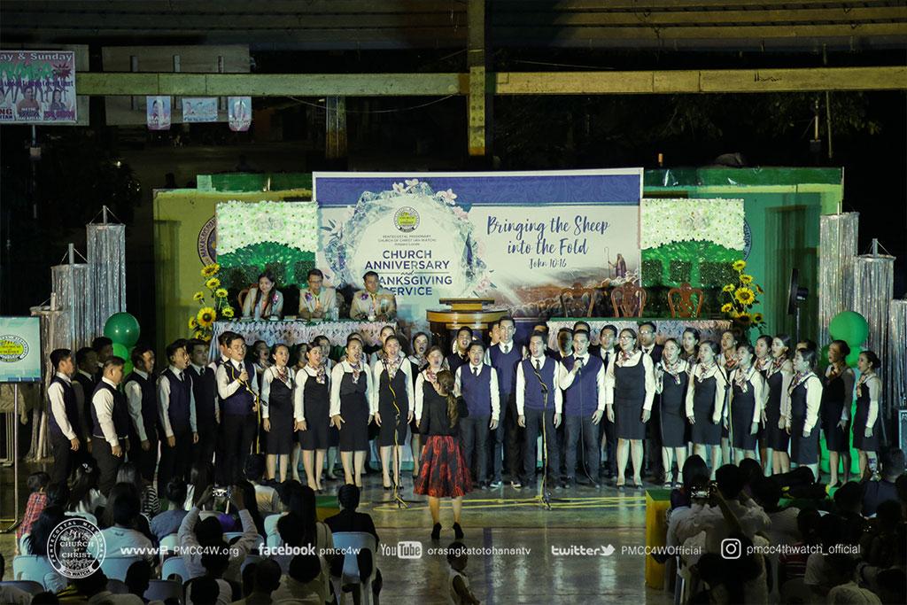 Amparo Church Anniversary