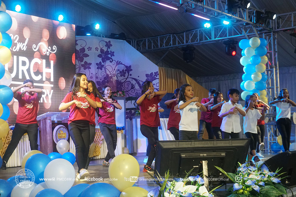 Taguig Church Anniversary