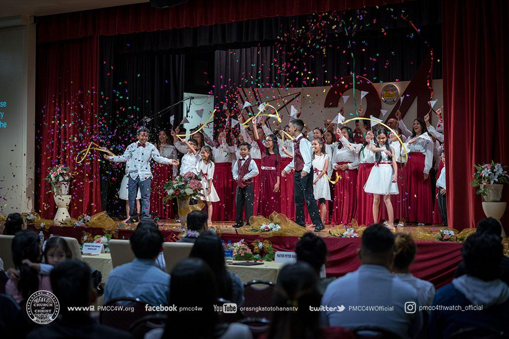 Honolulu Church Anniversary