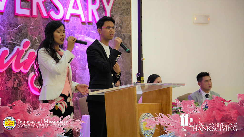Marbella Church Anniversary