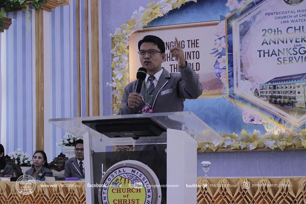 Tanauan Church Anniversary