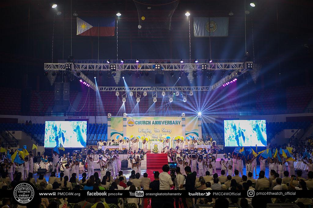 Marikina Church Anniversary