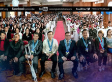Baguio Church Anniversary