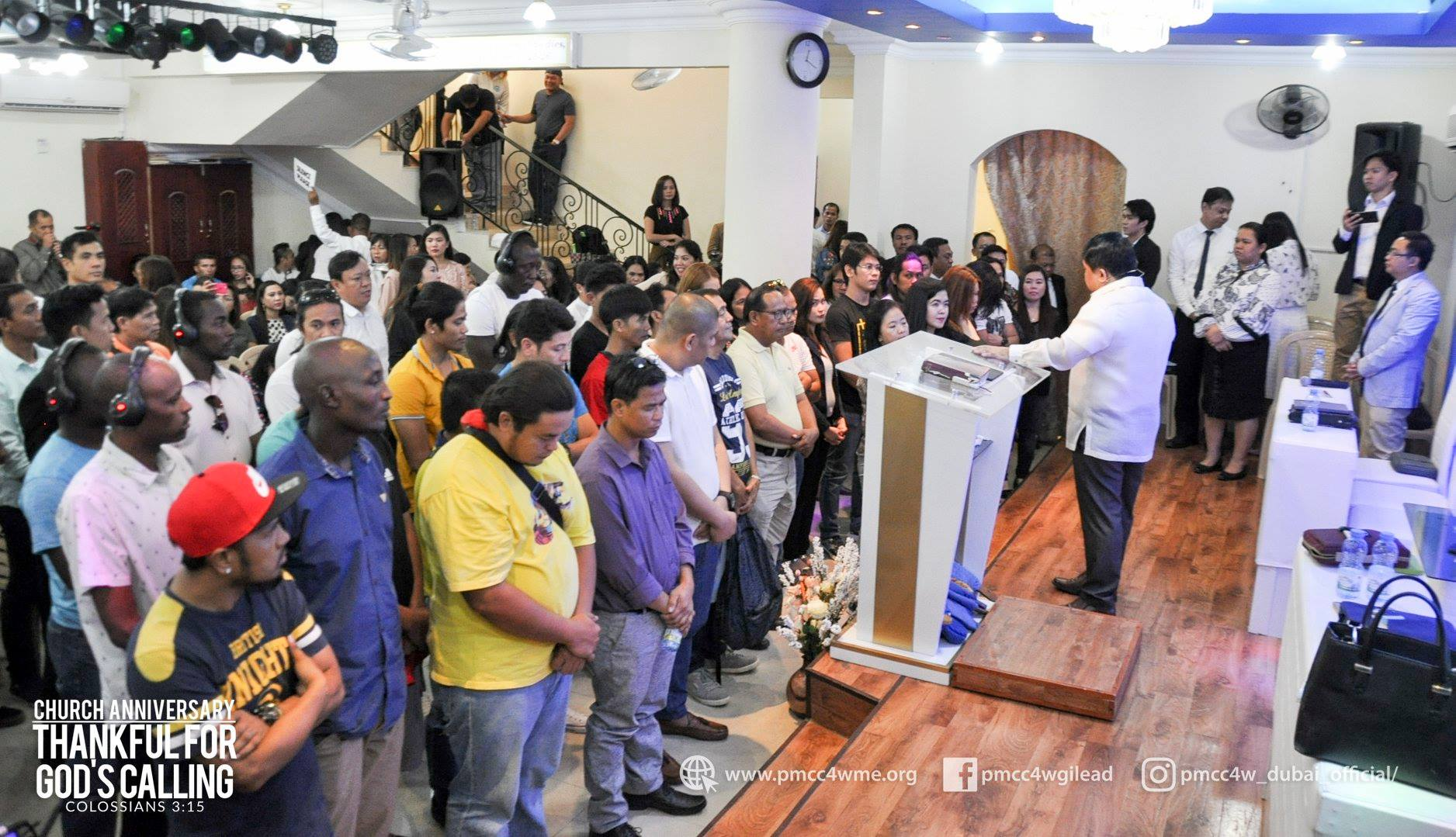 Doha Church Anniversary