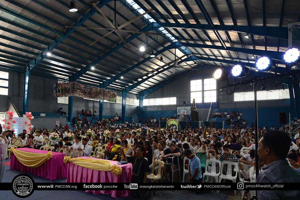Montalban Church Anniversary