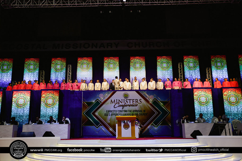 Ministers Conference 2018