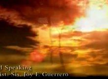 God Speaking by Joy Guerrero