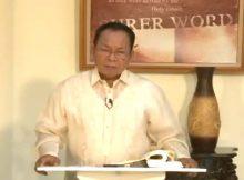 Surer Word Ang Paglilihi ni Maria at Ang Kalagayan ni Cristo