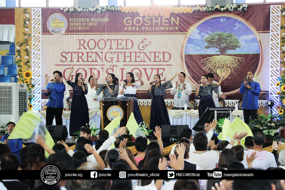 Goshen Area Fellowship, Bishop Osie Quillao, Northern Manila, Apostle Arsenio T. Ferriol, PMCC (4th Watch), Pentecostal Missionary Church of Christ