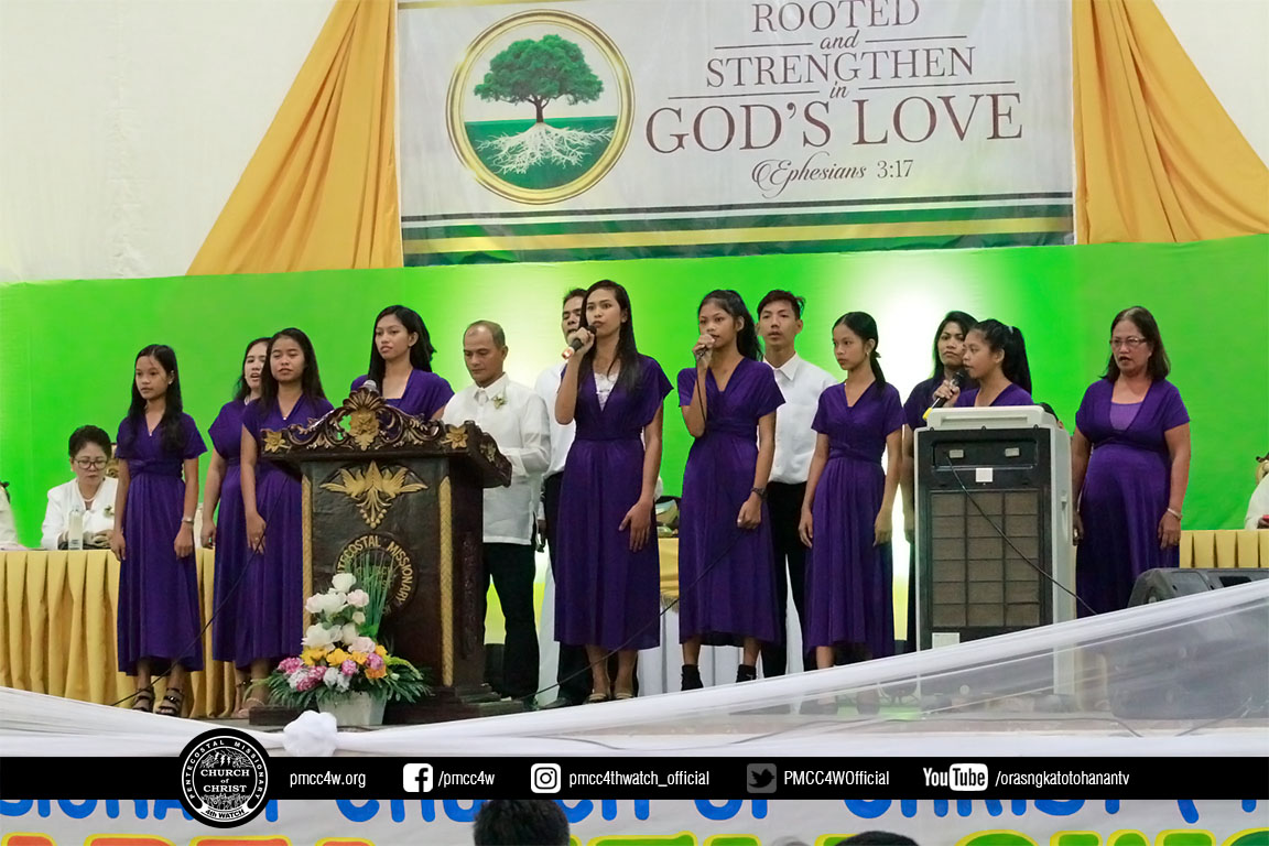 Lystra Area Fellowship, PMCC 4th Watch, Pampanga, Canaan Area, Apostle, Arsenio T Ferriol, Fourth Watch