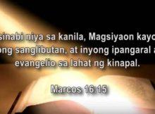 Word of Life Ang Evangelio ng Kaligtasan