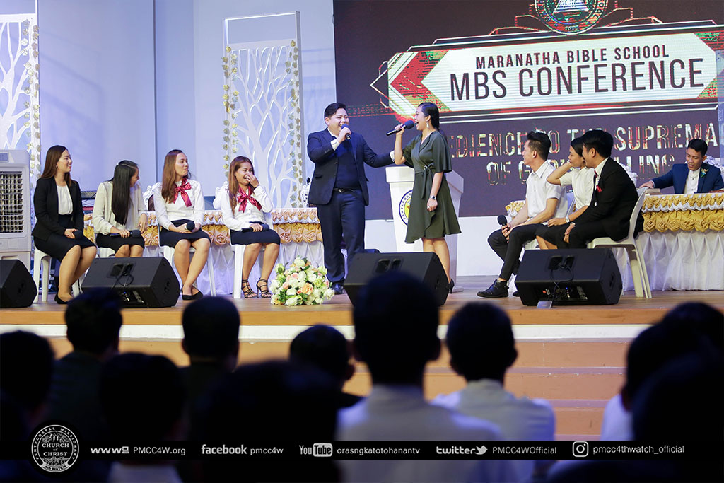 MBS Conference 2019; Conference; MBS; AIT; Obedience