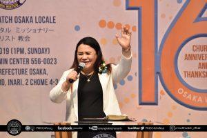 Osaka Church Anniversary 2019