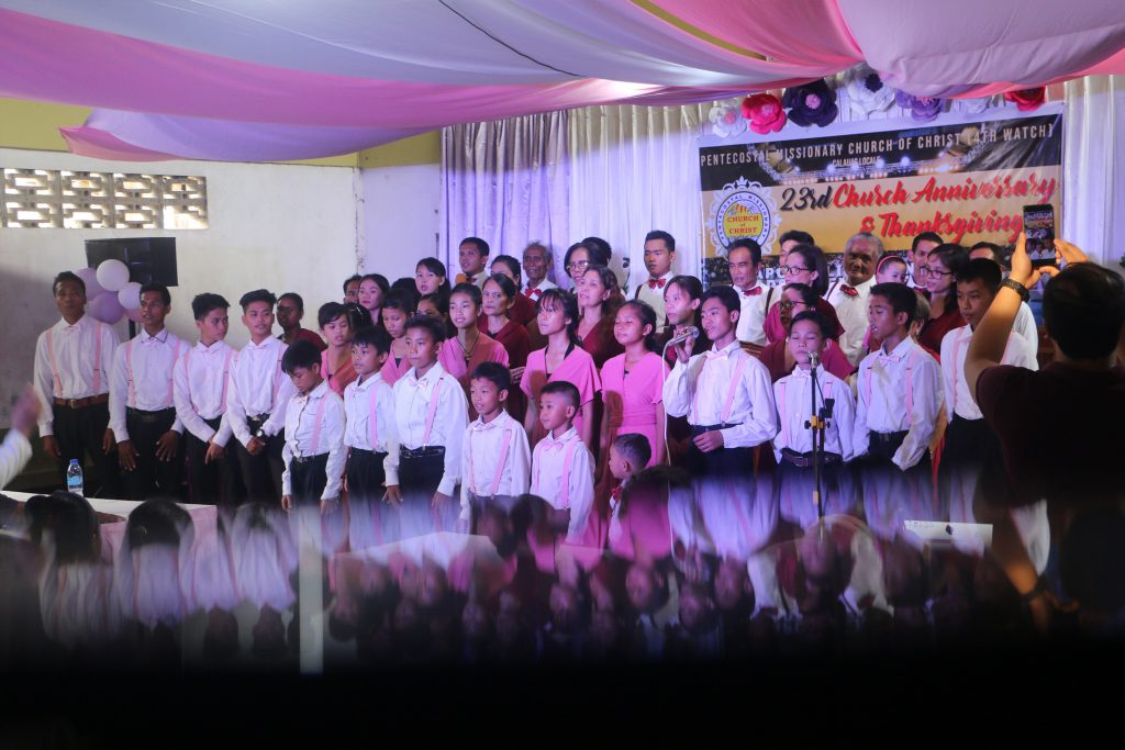 Calauag Church Anniversary