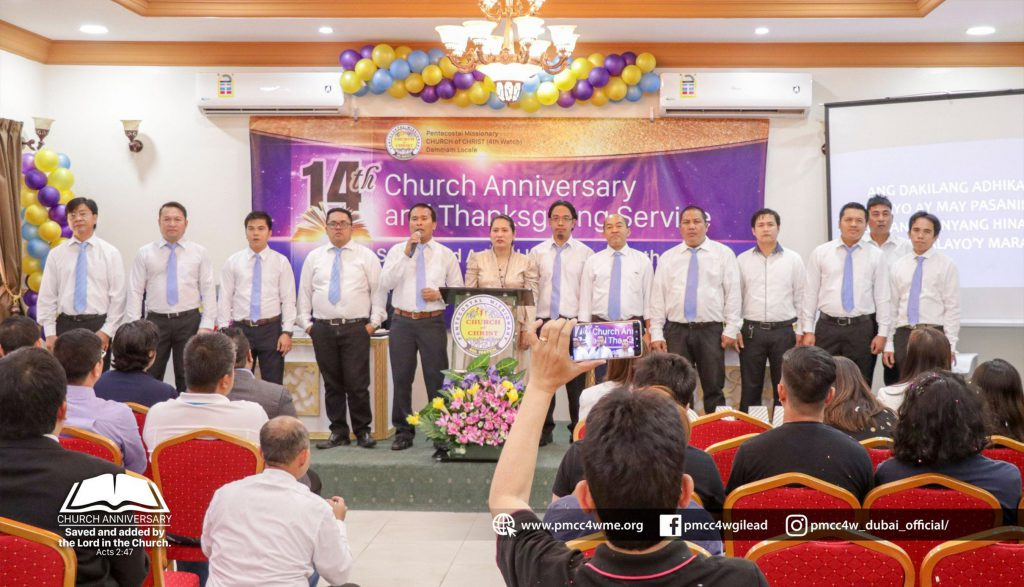 Dammam 14th Church Anniversary