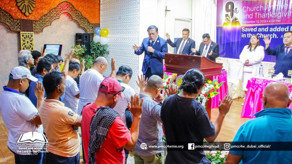 Jubail Church Anniversary 2019