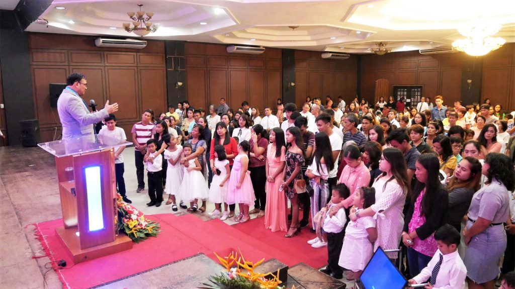 Laoag Church Anniversary 2019