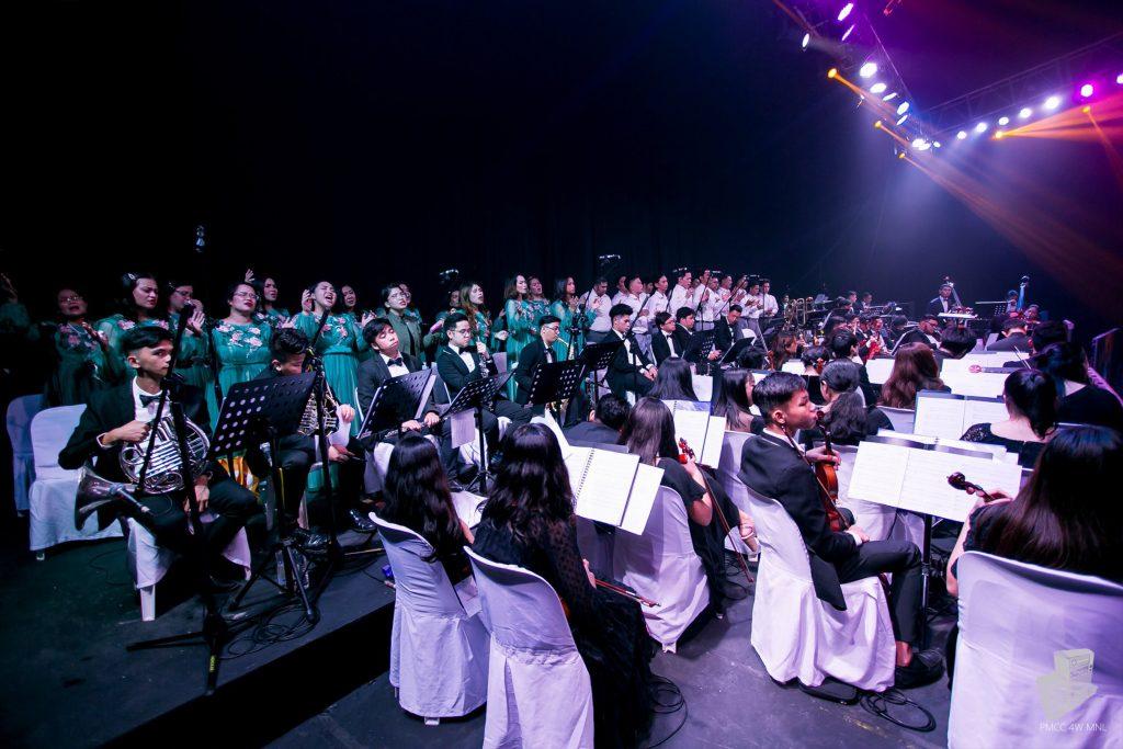 Manila 32nd Church Anniversary