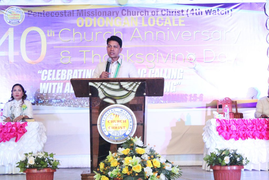 Odiongan Church Anniversary 2019