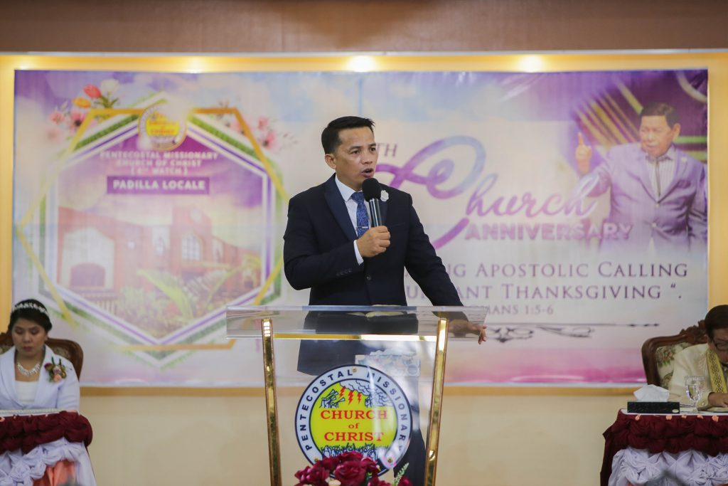 Padilla Church Anniversary