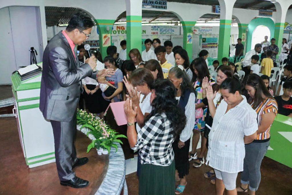 Paniqui Church Anniversary