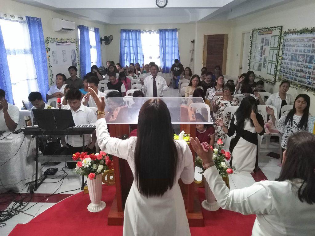 Porac 1st Church Anniversary