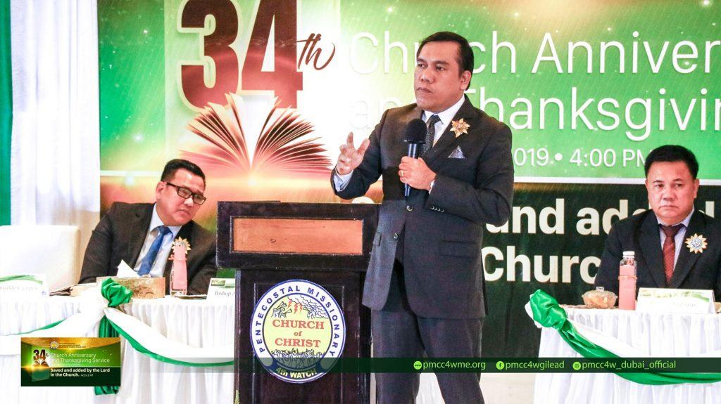 Riyadh 34th Church Anniversary