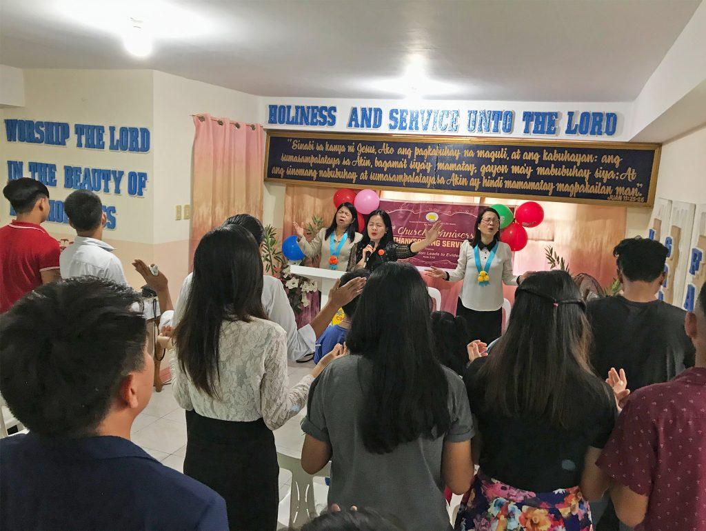 Sta. Ana Church Anniversary 2019