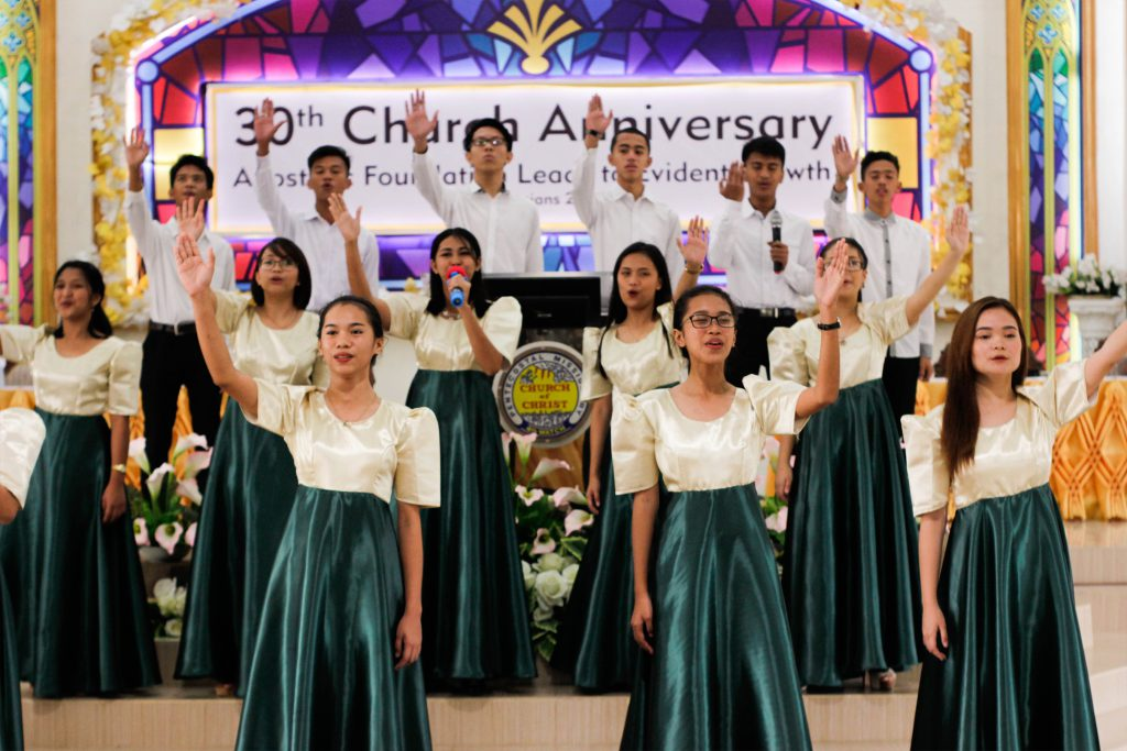 Tanauan Church Anniversary
