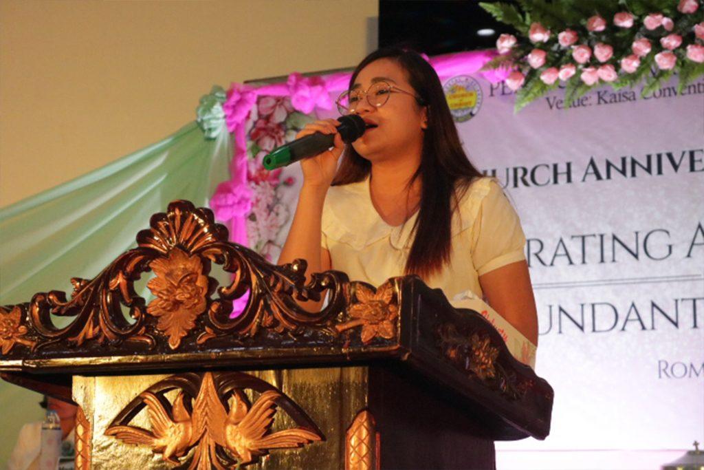 Tarlac Church Anniversary