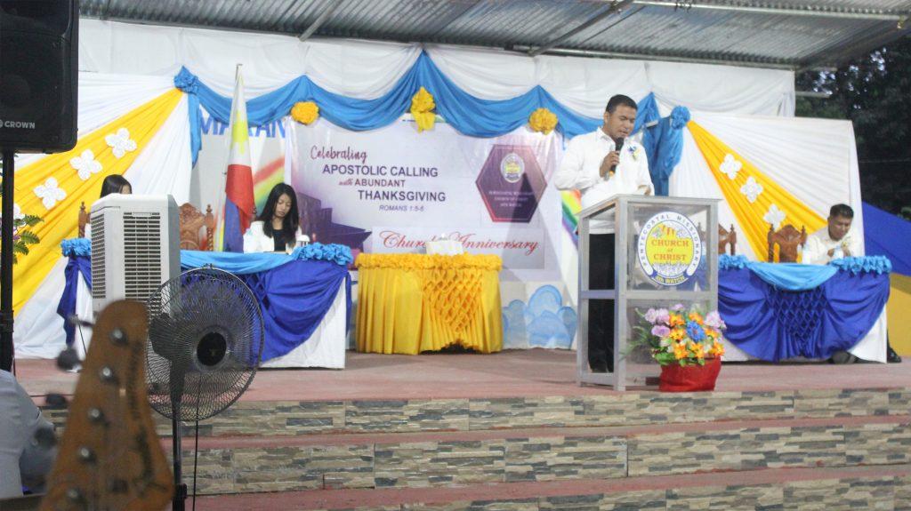 Sablayan Church Anniversary