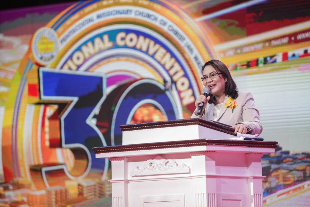 30th International Convention Day 5