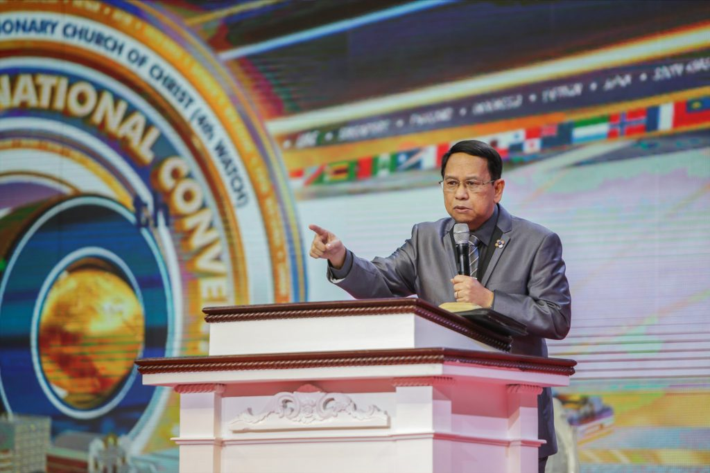 Day 1 30th International Convention