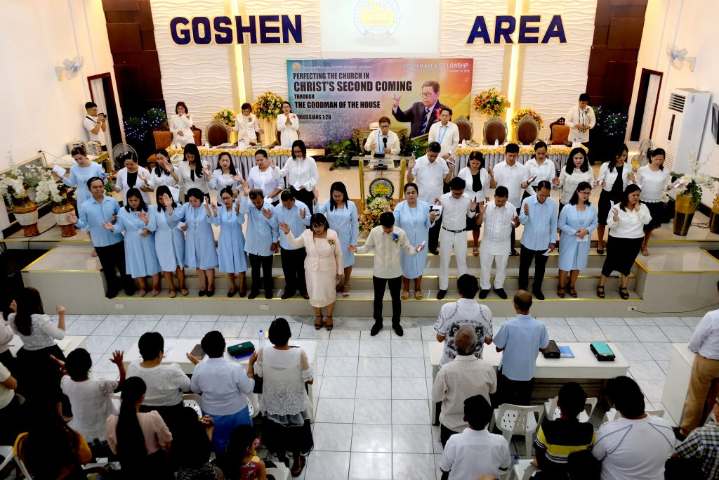 Goshen Area Fellowship